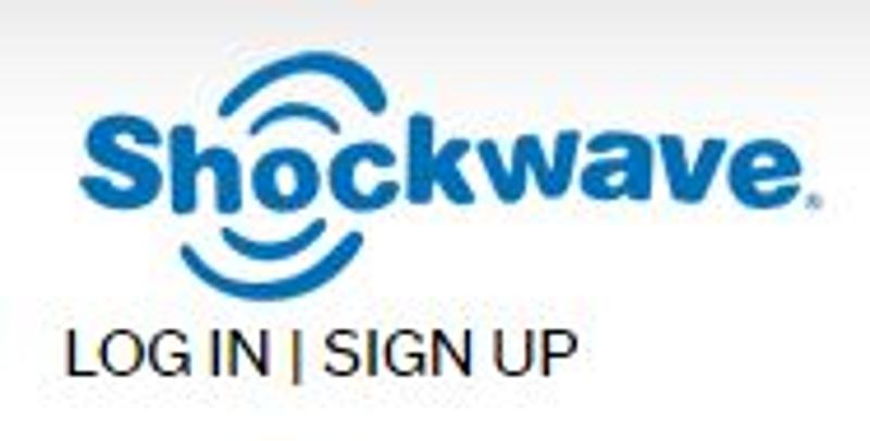 Shockwave Coupons & Promo Codes